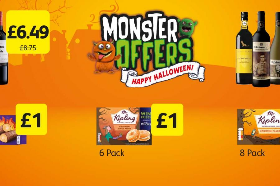 Monster Offers at Londis