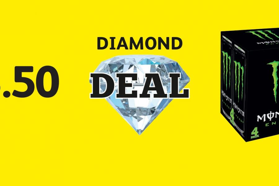 Diamond Deal at Londis