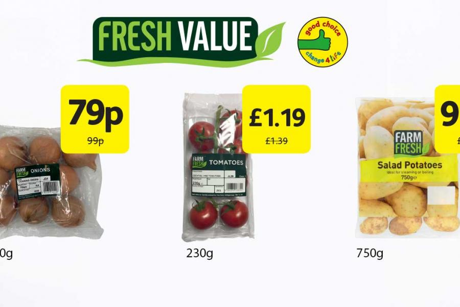 Fresh Value Deals at Londis