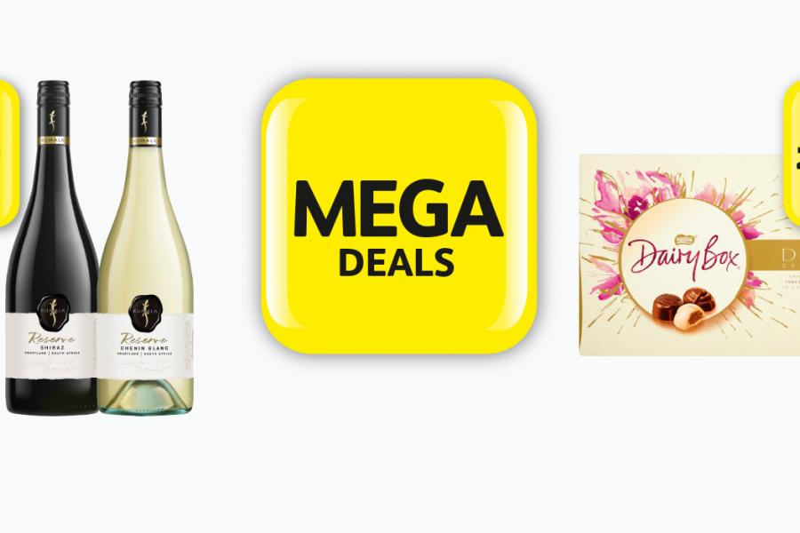MEGA DEALS: Kumala Reserve Shiraz, Chenin Blanc - Only £5.49 at Londis