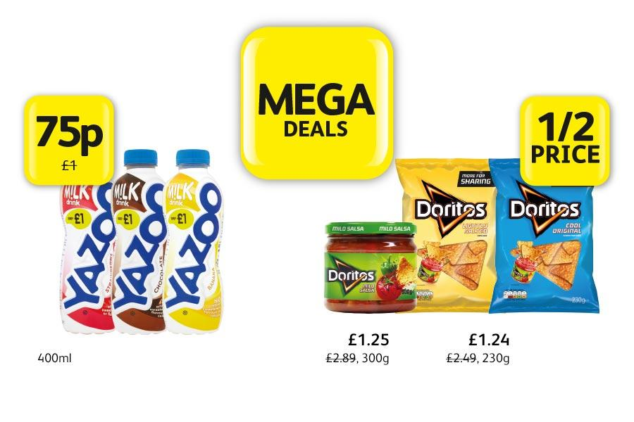 Mega Deals at Londis