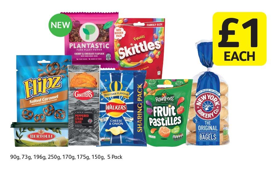 One Pound Each deal at londis