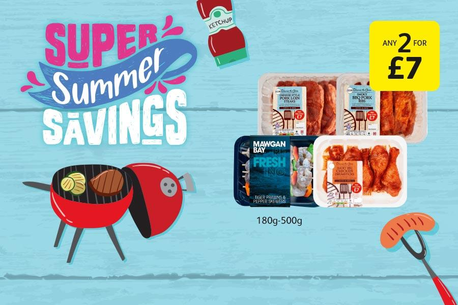 Super Summer Savings at Londis