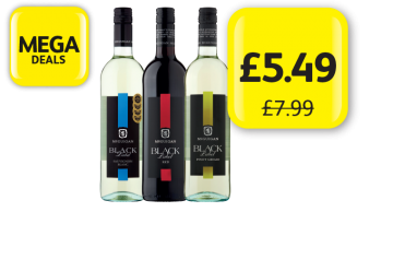 MEGA DEALS: McGuigan Black Label Wine, Was £7.99 - Now only £5.49 at Londis