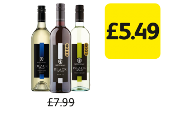 McGuigan Black Label Wine - Was £7.99, Now £5.49 at Londis