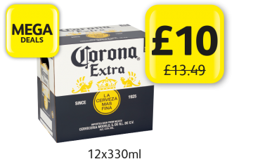 MEGA DEALS: Corona Extra, Was £13.49 - Now only £10 at Londis