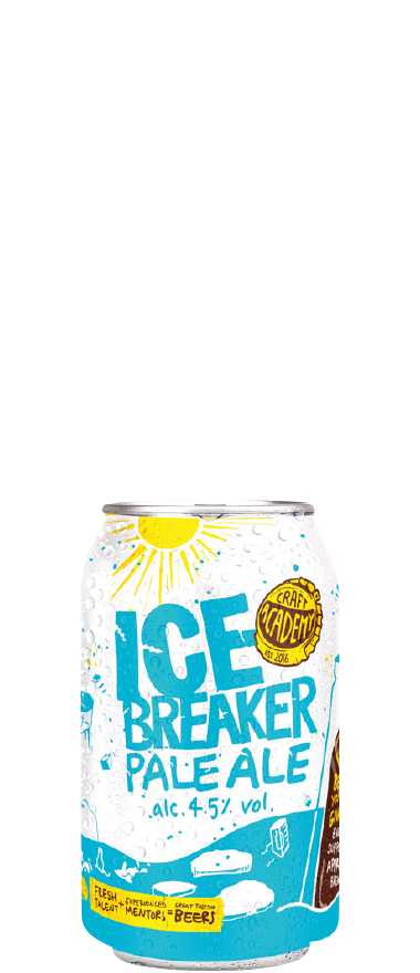Ice Breaker Pale Ale