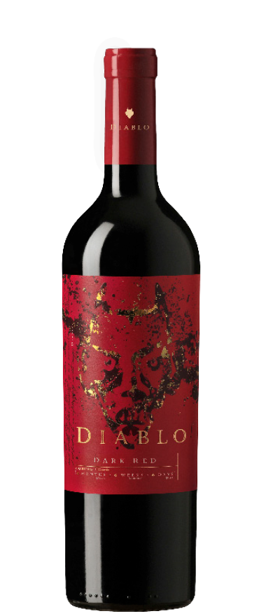 Diablo Dark Red