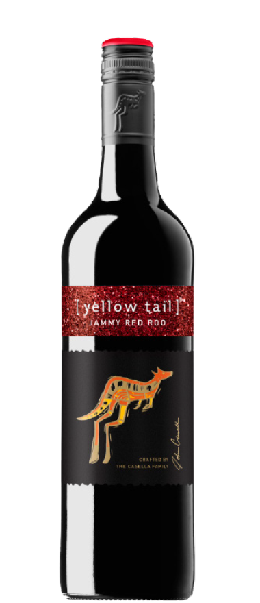 Yellow Tail Jammy Red